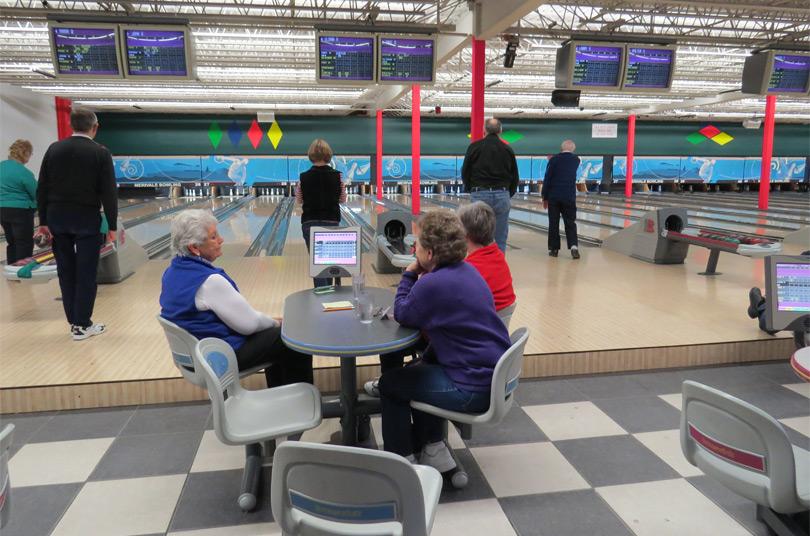five pin bowling nepean ottawa seniors