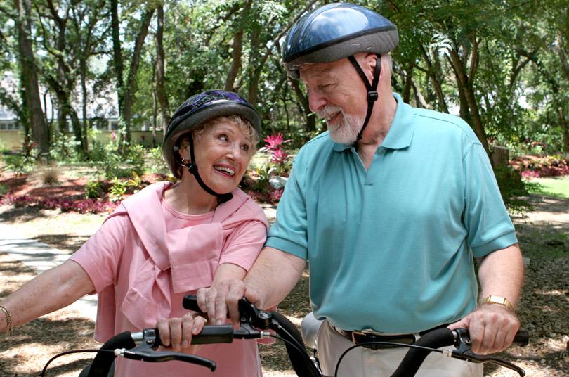 seniors biking ottawa nepean