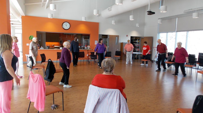chair exercises for seniors nepean ottawa