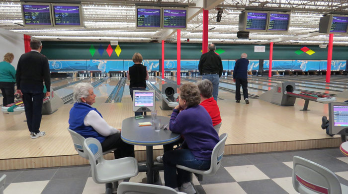 five pin bowling club for seniors nepean