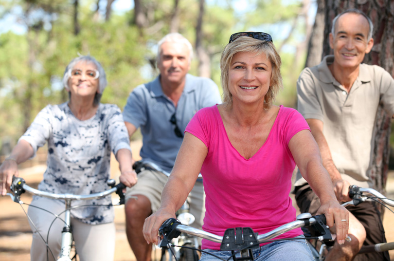 social clubs and sports for seniors