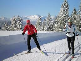 cross country skiing for seniors