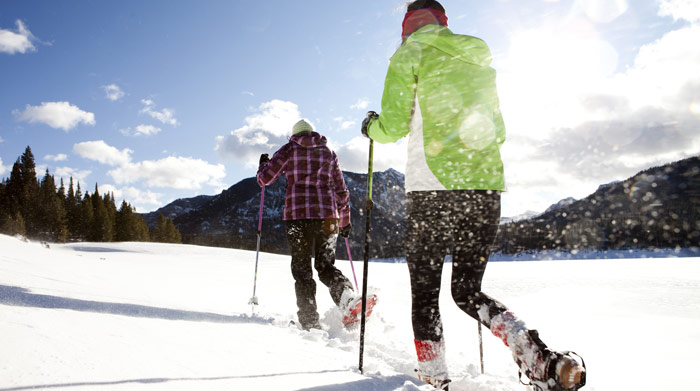 cross country skiing club for seniors